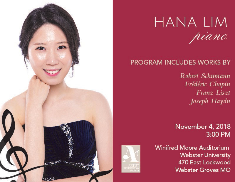 APS winner Hana Lim